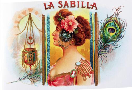 Nouveau La Sabila Decorative Poster Wall Interior Design 2485 Fine Graphic Art