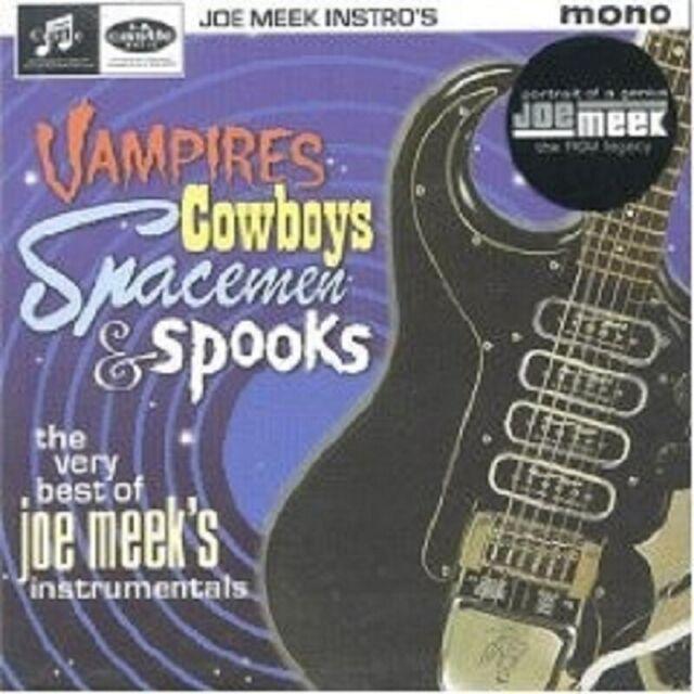 VAMPIRES, COWBOYS, SPACEMAN & SPOOKS 2 CD NEU