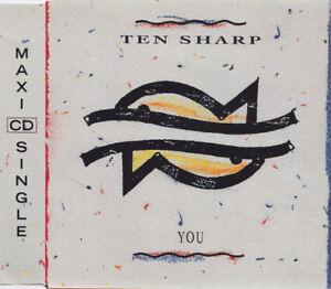 Ten-Sharp-Maxi-CD-You-Holland-M-M