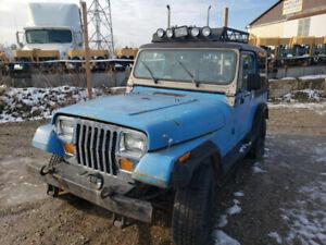1990 Jeep YJ