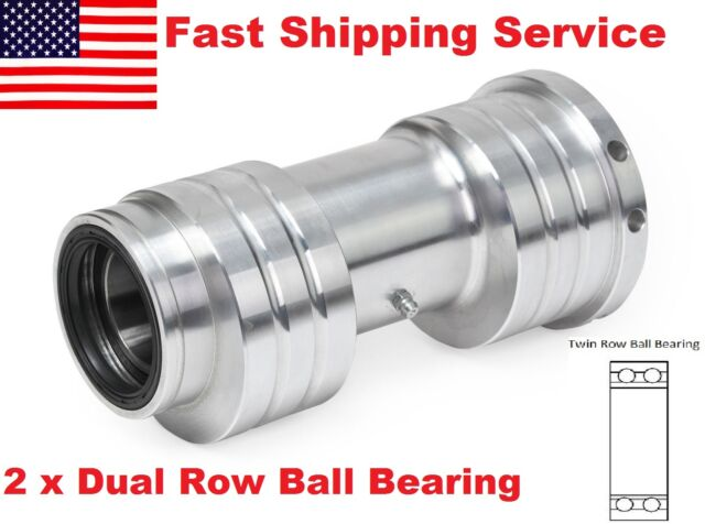 HONDA TRX450R 450R Billet Twin Row ATV Axle Bearing Carrier-Fit All Year
