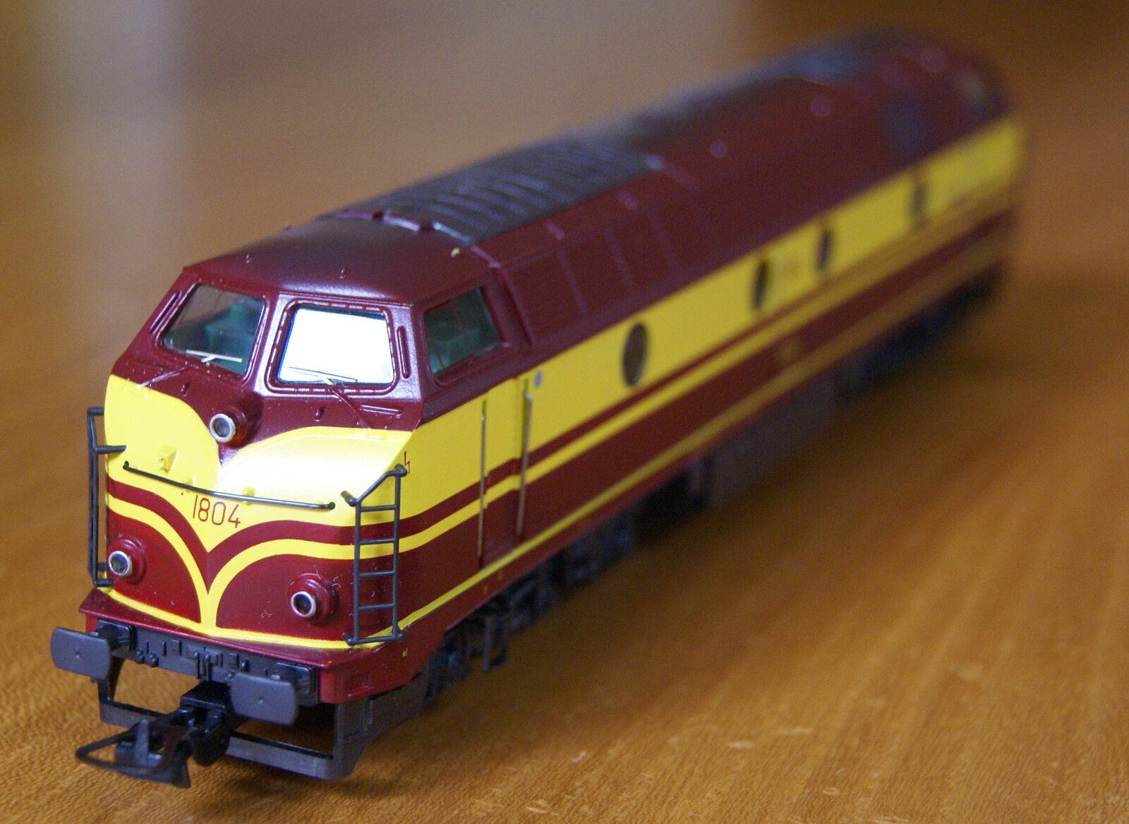 Marklin HO loco CFL type 1800