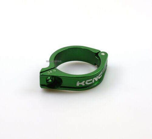 New KCNC Front Derailleur Clamp 34.9mm 16g