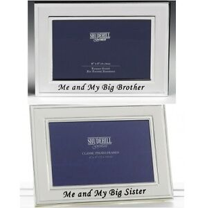 Me And My Big Sister Or Big Brother Photo Frame 6 X 4 Photo Frame