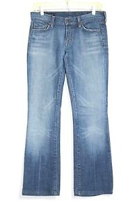 Medium s 6 Jeans Of Inseam Boot slim avec Jean Citizens Denim Humanity entrejambe Cut moulant coupe wash 28 TAf7n