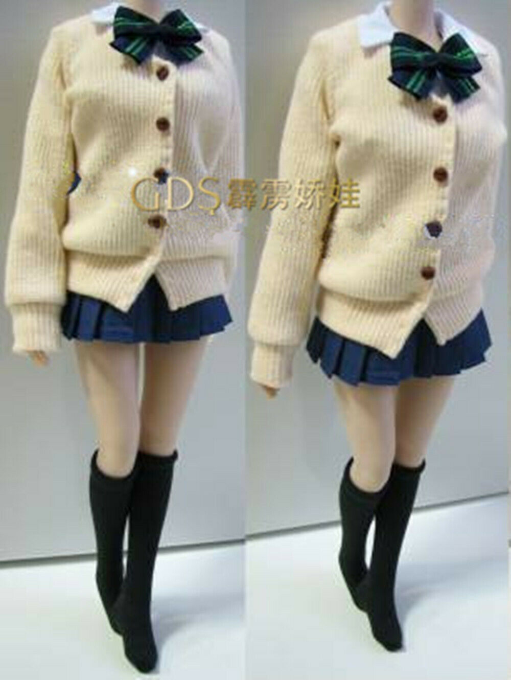 1 6th Long sleeve Coat Cardigan Sweater Outwear Fit 12'' 12'' 12''  Phine Female Figrue 35913b