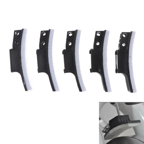 5pcs Bike Brake Pads Exercise Bike Drag Plate Replacement Parts for Fitness US