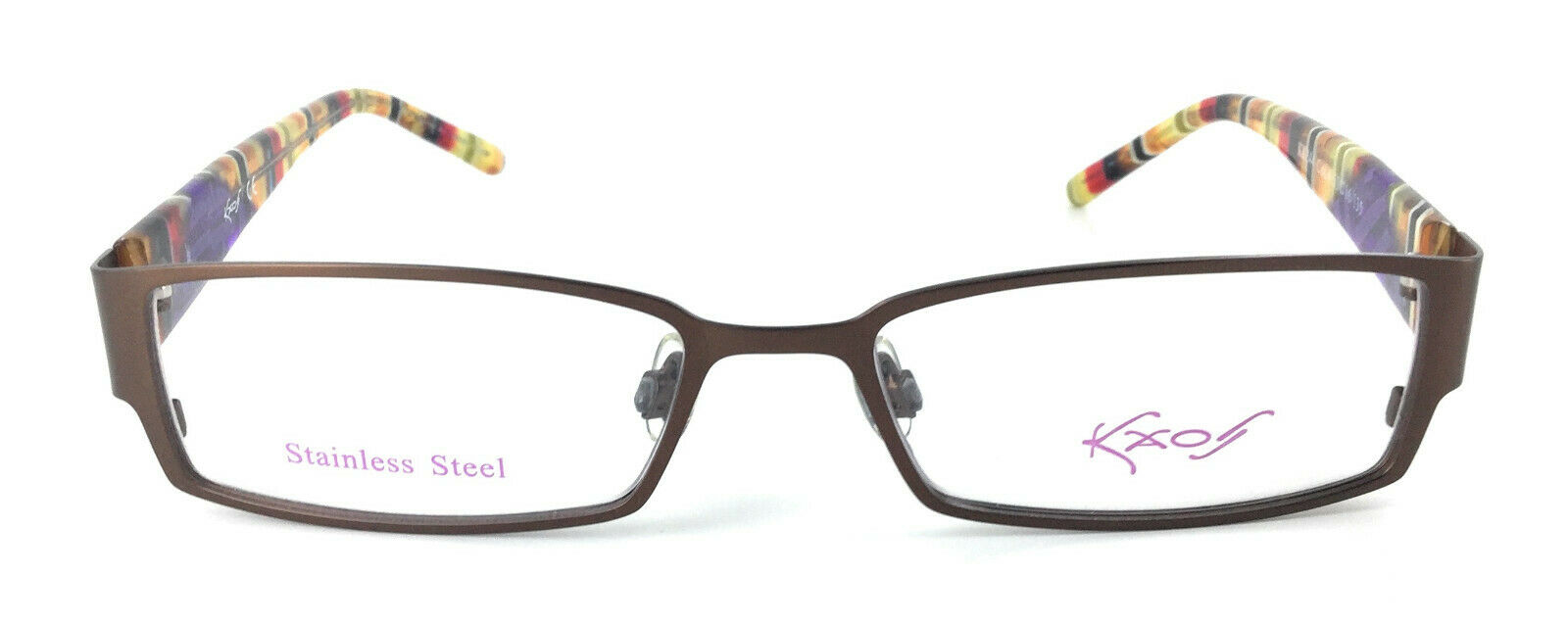 Kaos Brille Eyeglasses Mod. KK244 Color-4 incl. Etui