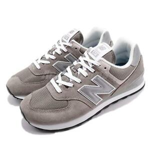 huge selection of 2d573 8a73f Details about New Balance WL574EG B 574 Grey White Women Running Shoes  Sneakers WL574EGB