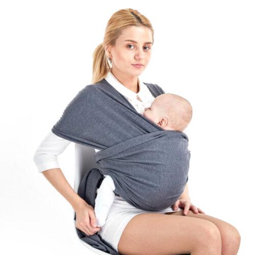 Neugeborenen Geburt Baby Sling Stretchy Wrap Tragetuch Säugling Geburt Stillen
