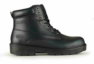 Tough-Grit-Scoria-black-boot-S1P-Sz-9-43