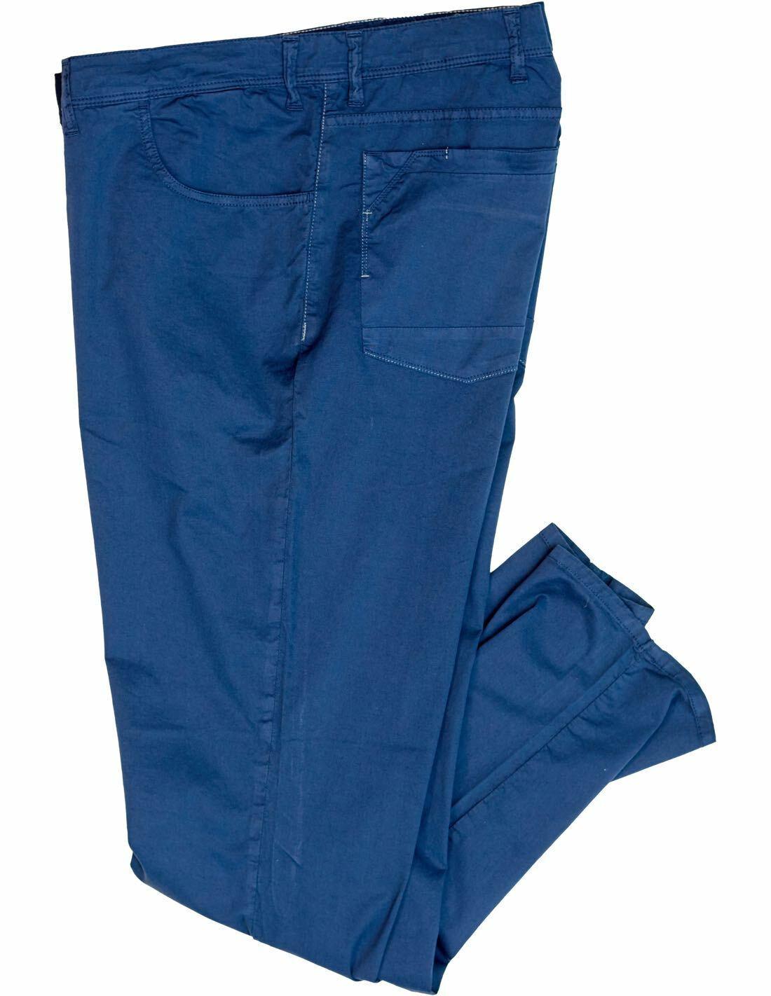 Maxfort LIBERIO Pantalone calzone leggero elasticizzato Uomo taglie forti cotone