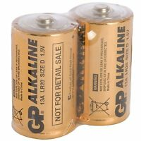 Electric Fencing D Cell Batteries - Alkaline battery for horse fence energisers
