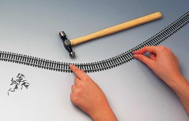 Hornby Track - R621 Flexible Track 970mm
