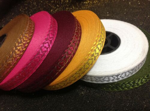 21 Colour,Size-10mm,16mm,25mm,Christmas Art/&Craft,Scrapbooking Grosgrain Ribbon