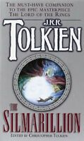 The Silmarillion By J.r.r. Tolkien, (mass Market Paperback), Del Rey , New, Free