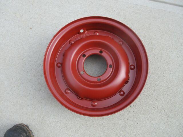 Omix Wheel 16 inch Diameter New for Jeep CJ5 Willys CJ6 CJ3 16725.01