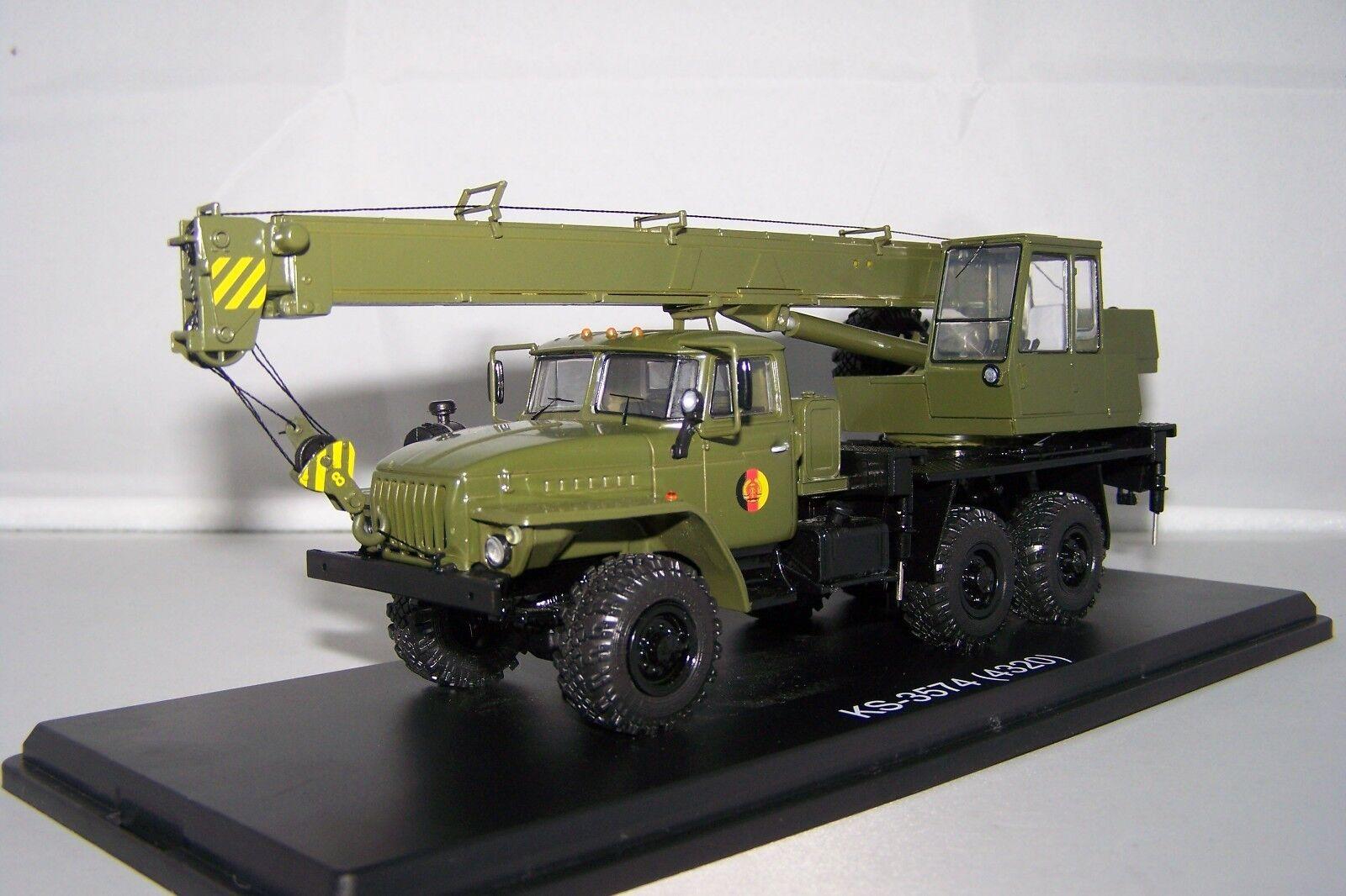 Envío y cambio gratis. 1 43 Militaire Premium Premium Premium ClassiXXs (PCL47046223170) Ural 4320 NVA grue RDA  barato y de alta calidad
