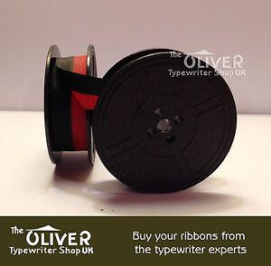 Remington-Silencieux-Machine-a-Ecrire-Ruban-a-Noir-amp-Rouge-Haute-Qualite