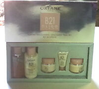 Orlane B21 Trial Kit - Lotion / Cleanser / Eye Balm / Cream / 5 Piece Sample Set