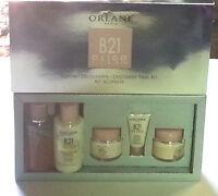 Orlane B21 Trial Kit - Lotion / Cleanser / Eye Balm / Cream / 5 Piece Sample Set