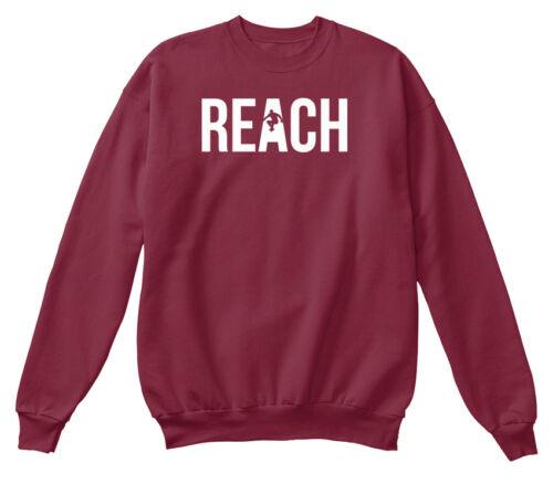 Standard Reach Parkour Unisex Sweatshirt Cooler pOPHxH