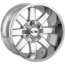 4 Ion 141 20x9 6x1356x55 18mm Chrome Wheels Rims 20 Inch Fits More Than One Vehicle