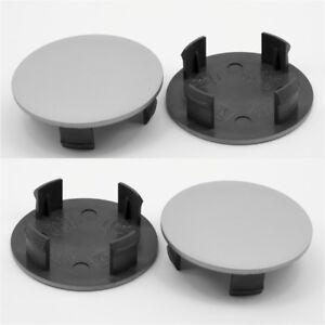Audi VW Wheel center caps centre universal alloy rim plastic 4x hub cap 63 54 mm