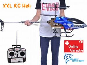 Riesengrosser-XXL-134cm-Ferngesteuerter-Heli-Hubschrauber-RC-Helikopter-Komplett