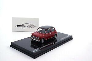 29523-Vitesse-MINI-MORRIS-COOPER-S-Rosso-Nero-RHD-1963-1-43