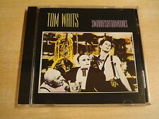 CD / TOM WAITS - SWORDFISHTROMBONES