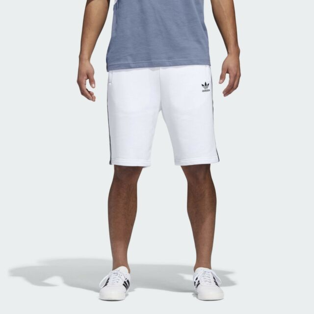 adidas 3 Stripes French Terry Shorts Men's size Large L