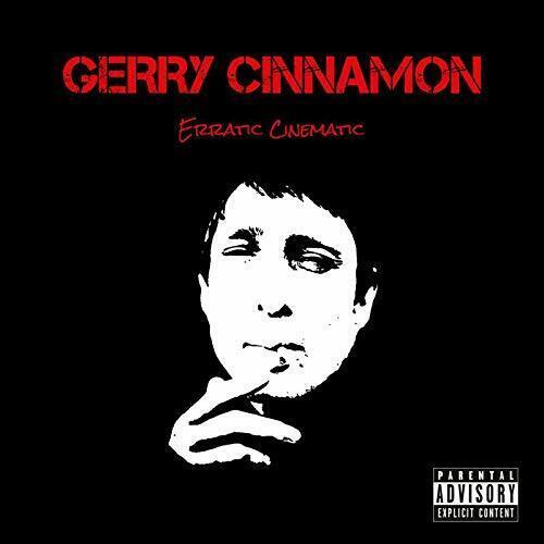Gerry Cinnamon - Erratic Cinematic [CD] Sent Sameday*