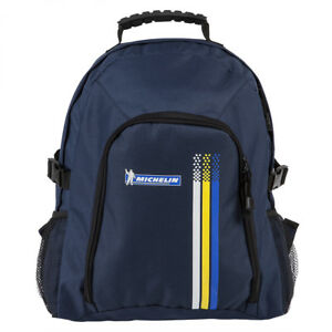 Michelin-Neumaticos-Motorsport-Azul-Tres-Rayas-MOTO-Mochila