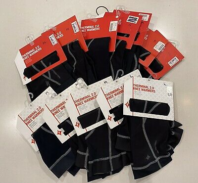 Specialized Thermal 2.0 WINTER Reflective Knee Warmers Women