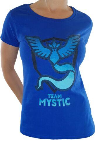 Pokemon ir Camiseta Equipo místico valor instinto Damas Fit