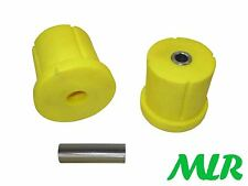 ASTRA MK3 GSI F CAVALIER VECTRA A REAR BEAM AXLE MOUNTING POLY SPORT BUSHES AFN