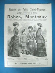 PUBLICITE-DE-PRESSE-MAISON-DU-PETIT-SAINT-THOMAS-MAGASIN-ROBES-MANTEAUX-AD-1882
