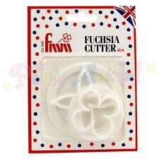FMM Sugarcraft FUCSIA Cutter Set di 2