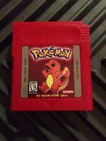 Custom Pokemon Red Version - Gameboy - Brand