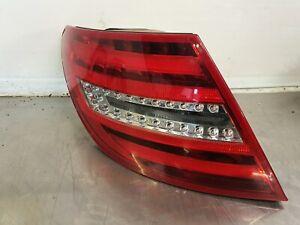 Mercedes-W204-N-S-Led-Rear-Light