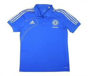 Chelsea 2012-13 ORIGINALE POLO (eccellente) S Soccer Jersey