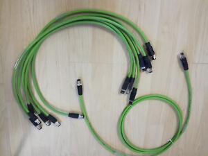 Balluff Anschlusskabel kurz gerade BCC M415-M414-3A-304-PW0434-010 1mtr BCCOAP3