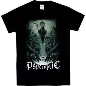 Psycroptic-Australian-Exhumation-Tour-Shirt-S-M-Offcl-Tshirt-Death-Metal-T-Shirt