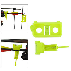 1Set-Archery-Bow-Tuning-Tool-String-Level-Combo-Snap-On-For-Compound-Bow-EC
