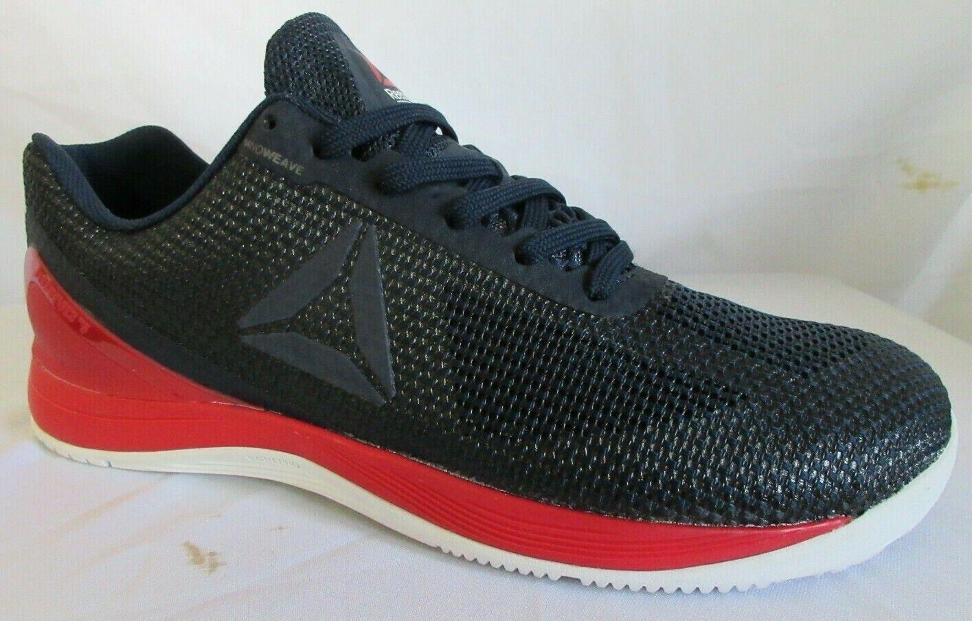 Reebok Cross Fit Nano 7.0 blu  Men Running scarpe 10  negozi al dettaglio