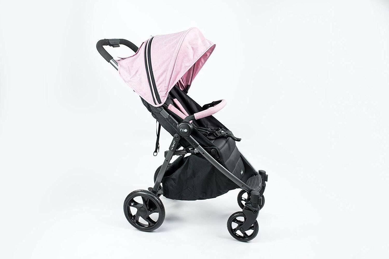Niu Concept Silla de Paseo VentT Color Blush mas Neceser Organizador de...