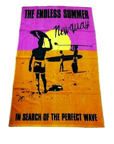 FUNKY SUMMER BEACH TOWEL MAT LARGE LIGHTWEIGHT CAMPING TRAVEL HOLIDAY TOWELS