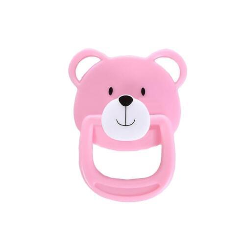Nr.1007... Puppen Zubehör Magnet Schnuller rosa für Reborn Babys