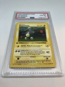 1999-Pokemon-Game-Shadowless-1st-Edition-Gem-Mint-Magnemite